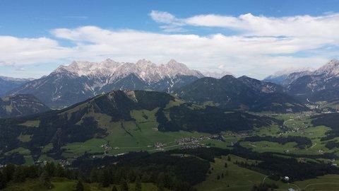 FOTKA - Výšlap k Wildseelodersee - Údolí