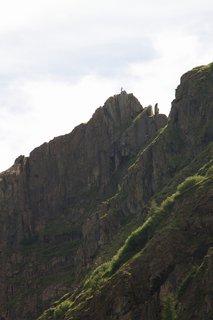 FOTKA - Výšlap k Wildseelodersee - Kříž na vrcholu