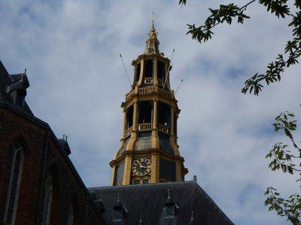 FOTKA - kostelní věž