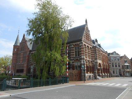 FOTKA - jedna z univerzitních budov