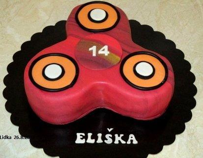 FOTKA - ELIŠKA 14 LET