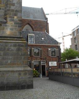 FOTKA - obchůdek u katedrály