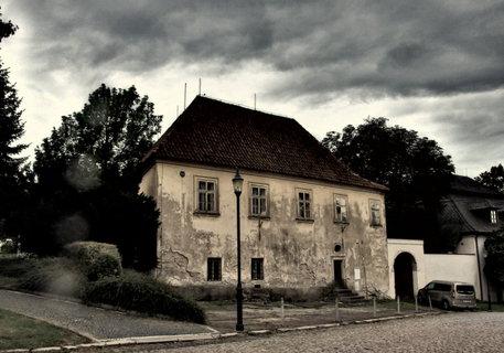 FOTKA - Starý barokní dům v Roudnici
