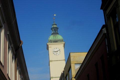 FOTKA - věž s hodinami