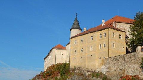 FOTKA - hrad Ledeč nad Sázavou