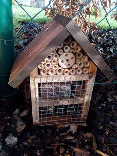 FOTKA - hmyzí domeček
