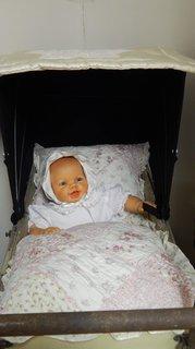FOTKA - vysmáté miminko
