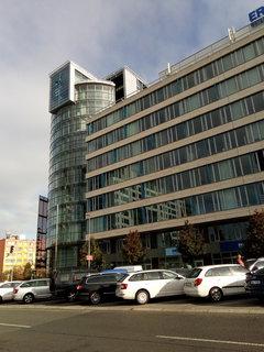 FOTKA - budova na Pankráci
