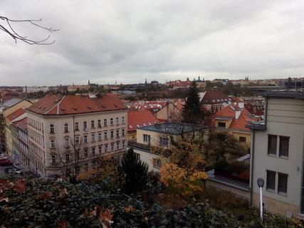 FOTKA - pohled na Prahu z Vyšehradu