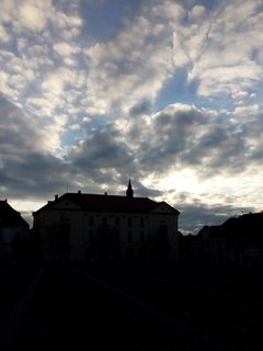 FOTKA - Slánské muzeum pod mraky