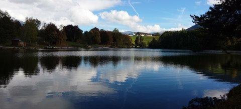 FOTKA - Hezký podzimní den na Ritzensee - Na Ritzensee