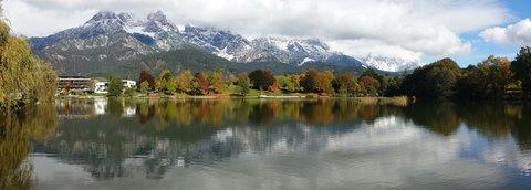 FOTKA - Hezký podzimní den na Ritzensee - Podzimní Ritzensee
