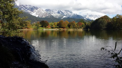 FOTKA - Hezký podzimní den na Ritzensee - Za studánkou