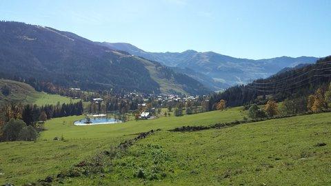 FOTKA - Podzimní procházka k Triefen - Údolí