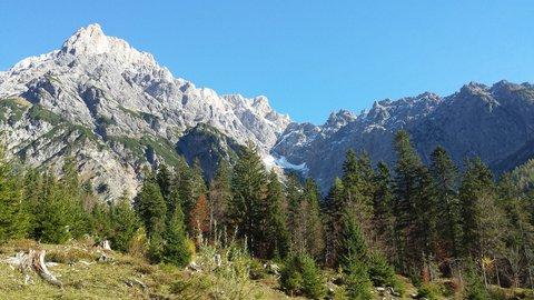 FOTKA - Podzimní procházka k Triefen - Konec údolí