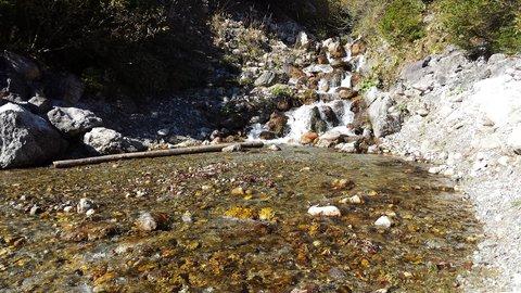FOTKA - Podzimní procházka k Triefen - Potůček