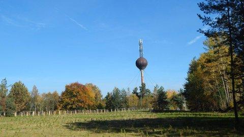 FOTKA - v místech, kde  se těžil uran