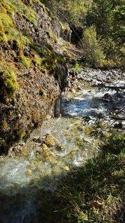 FOTKA - Podzimní procházka k Triefen - Pohled na Triefen