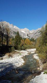FOTKA - Podzimní procházka k Triefen - Urslau
