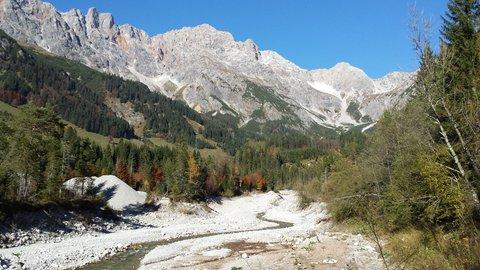 FOTKA - Podzimní procházka k Triefen - Cestou zpátky