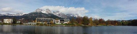 FOTKA - Podzimní procházka okolo Ritzensee - Panoramko