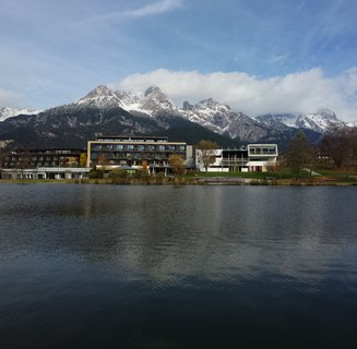 FOTKA - Podzimní procházka okolo Ritzensee - Ritzenhof