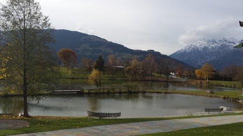 FOTKA - Podzimní procházka okolo Ritzensee - Opuštěné koupaliště
