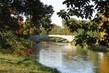 řeka Labe a most