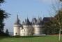 Francie - zámek Chaumont