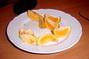 muj první vypěstovaný pomeranč doma