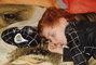 unavený  pavoučí mužíček