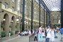 Zastřešená galerie cestou k London Dungeon