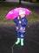 Natynka s deštníkem
