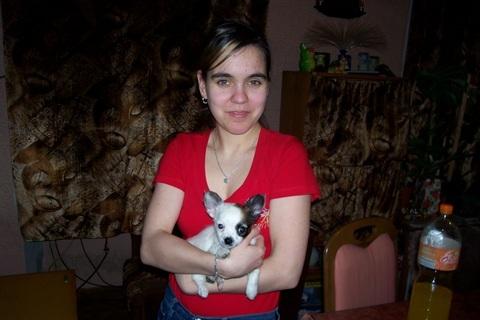 FOTKA - maxík a dcera