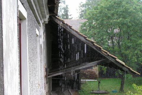 FOTKA - u nás prší