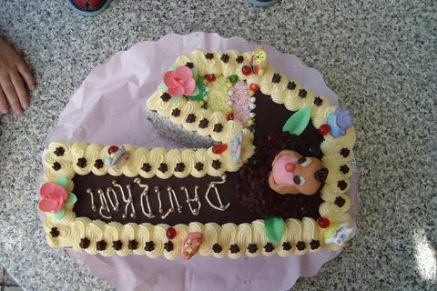 FOTKA - dortík k narozeninkám