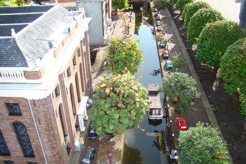 FOTKA - kanál v Amsterdamu