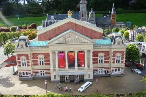 FOTKA - koncertní budova v Amsterdamu