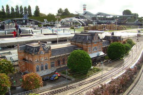FOTKA - hlavní nádraží Groningen