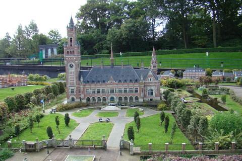 FOTKA - Mírový palác Haag