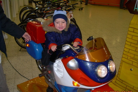 FOTKA - Jedu na motorce