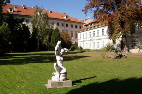 FOTKA - Praha, Kampa, park