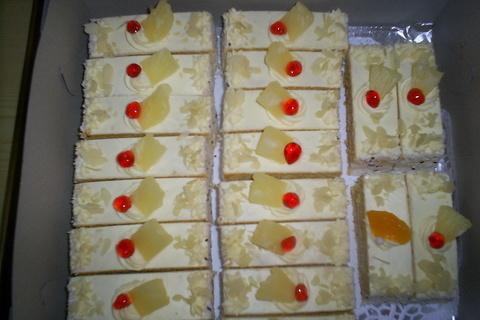 FOTKA - Řezy ananas