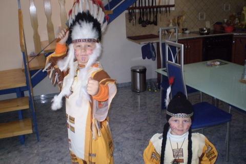 FOTKA - indiánci