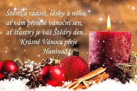 FOTKA - Přeji Všem na Chž krásné Vánoce