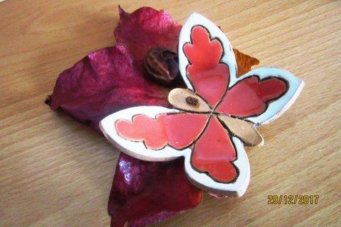 FOTKA - motýlka jsem dostala