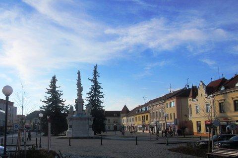 FOTKA - v Uh.Hradišti už sníh není