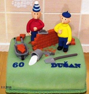 FOTKA - Dušanův dort