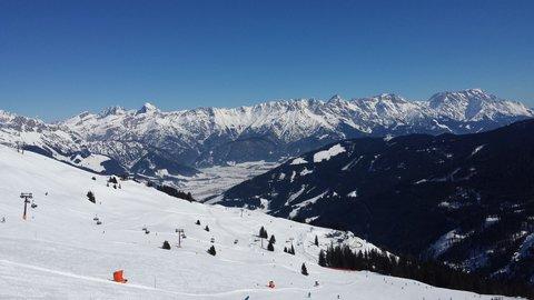 FOTKA - Podevatenácté na Asitz - Pohled do údolí