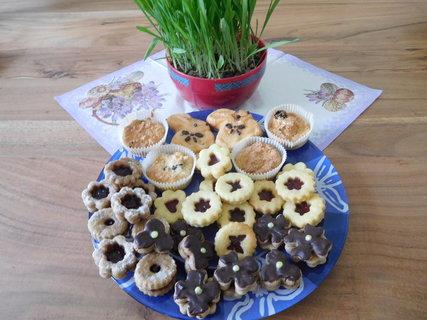 FOTKA - Cukroví a muffinky na Velikonoční pondělí